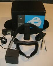 Pimax 5K+ VR headset with needed accesories:Vive Headstrap & Vive Bas Station