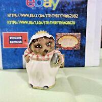 Vintage Beatrix Potter Mrs. Tiggy-WInkle Figurine Beswick England
