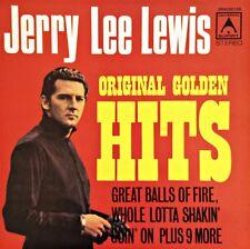 Jerry Lee Lewis - Original Golden Hits Vinyl LP EX