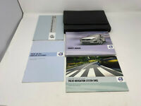 2012 Volvo S60 Owners Manual Case Handbook with Case OEM Z0A1512