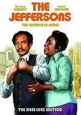 THE JEFFERSONS Complete Series on DVD Season 1-11 - 1 2 3 4 5 6 7 8 9 10 11 NEW!
