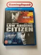 Law Abiding Citizen Blu Ray, Supplied by Gaming Squad Ltd