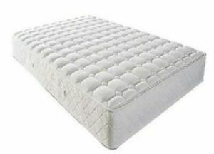 Twin Size Mattress 8 Inch Luxury  Bedroom Coil Spring Back Pain Relief Bed