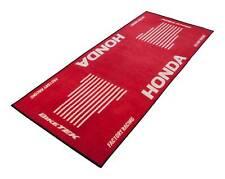 For Honda XR 650 R Biketek Red White Workshop Garage Mat Christmas Gift