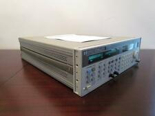 Agilent Hp 83752a 20ghz Synthesized Sweeper Signal Generator With Opt 1e1 Cald