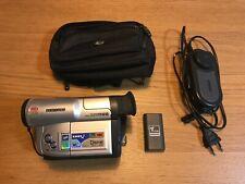 Samsung VP-L870, Hi8, Video8, camcorder, cassette 8mm