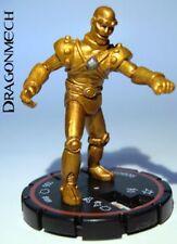 Heroclix origin #009 Robotman-rojo