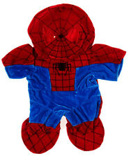 "Teddy Bear Spiderbear Costume Spider Bear Clothes Fit 14-18"" Build-a-bear !New!"