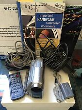 Sony Handycam DCR-HC40 Mini DV Camcorder