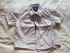 Mothercare Short Sleeve Shirt  6-9 months
