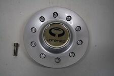 Lorenzo WL028L163 Silver Wheel Rim Center Cap WL028L    S001