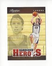 2012-13 Prestige Hardcourt Heroes #14 Steve Nash Suns