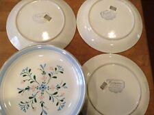 Vintage Fascino Dinner Plates Set Of 9
