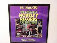 Dr Demento Presents The Greatest Novelty Records Of All Time 1970s LP