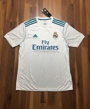 Authentic Men's Adidas Climacool Real Madrid Home Jersey Size Large NWT