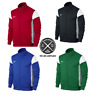 Nike Track Sideline Academy Mens Jacket Coat Mens Zip Rain Wind Top Size Stopper