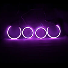Angel Eyes Cotton RGB Car Multi-Color LED Ring For 2004-11 BMW 1 Series E87