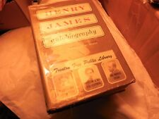 Henry James, Autobiography, Frederick W. Dupee, ed., ex-library hardcover