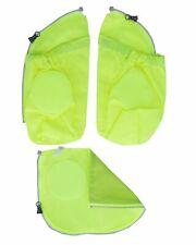 ergobag Safety Zip-Set 3-teilig Zubehör Tasche Yellow Gelb Neu