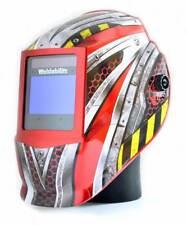 Soldadura Máscara Phanton Extreme Auto Luz reactivo-gran área de visualización