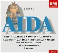 Verdi  Aida Freni Carreras Baltsa Cappuccilli Raimondi van Dam Ricciarelli Moser