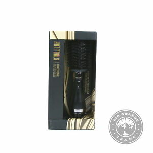 USED HOT TOOLS Professional One Step Volumizer & Hair Dryer in Black / Gold