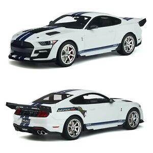 1/18 GT Spirit Shelby GT500 Dragon Snake White 2020 Neuf Livraison Domicile