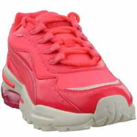 Puma Cell Stellar Neon Sneakers Casual    - Pink - Womens