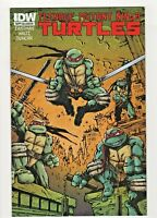 Teenage Mutant Ninja Turtles - Happy Halloween #1 (2012 IDW) Variant VF/NM