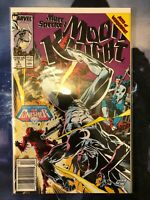 Marc Spector: Moon Knight #8 Marvel Comic Books - Bagged & Boarded
