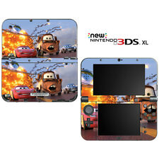 Racing Cars 2 Airplane for New Nintendo 3DS XL Skin Decal Cover