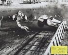 REX MAYS INDY 500 DRIVER- FATAL CRASH November 6, 1949 Del Mar 8 X 10 PHOTO
