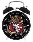San Francisco 49ers Football Alarm Desk Clock Home Decor F126 Nice Gift