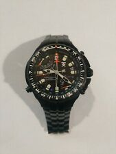 Timex Men's TX 770 Sports Series Chronograph Dual Time Compass Watch - H2Z461