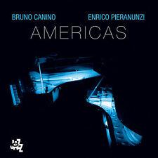 Bruno Canino, Enrico Pieranunzi - Americas [New CD]
