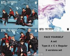 BTS (Bangtan Boys) Japan Third Full Album [FACE YOURSELF] A set