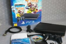 Sony Playstation 3 PS3 Superslim 12GB Konsole + Controller + OVP