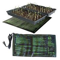 52X24cm Seedling Heat Mat Plant Seed Germination Propagation Clone Starte wr
