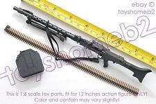 1:6 scale HOT TOYS AC02 Kerberos Panzer Jäger MG34 MACHINE GUN