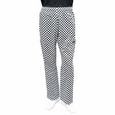 Chef Code Baggy Chef Pants with Cargo Pockets, Elastic Waist Cc220