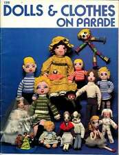 Doll Primative Patterns Dolls Clothing Doll & Clothes Sewing Crochet Knit Craft