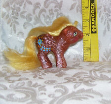 VINTAGE MY LITTLE PONY FIREFLY SPARKLE BABY PEGASUS PONIES 1989 RARE