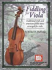 FIDDLING FOR VIOLA - IRISH & AMERICAN TUNES SONG BOOK