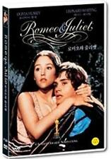 Romeo and Juliet (1968) DVD - Olivia Hussey (New & Sealed)