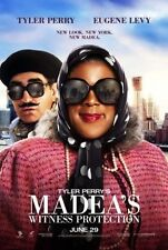 MADEA'S WITNESS PROTECTION - 2012 orig D/S 27x40 Adv movie poster - TYLER PERRY