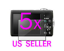 5x Nikon Coolpix S8100 Clear LCD Screen Protector Guard Film
