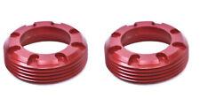KCNC Bicycle Crank Self-Extractor M22 for Truvativ/FSA/Shimano crankset Red