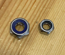 Pro Limit Nylock Nut, M8 or M10 size.