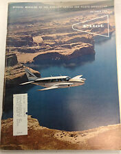The Aopa Pilot Magazine New British Prop Jet Wilbur Wright October 1966 120116R