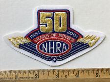 NHRA Pin - 50 Years of Power 1951-2001